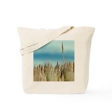 Wheat field in Spain. Tote Bag