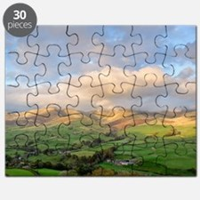 Yorkshire Dales National Park north of Sedb Puzzle