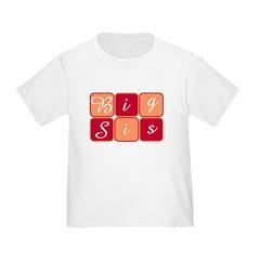Big Sis (Red/Orange) T