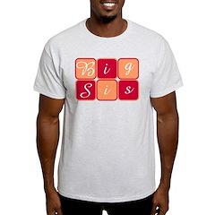 Big Sis (Red/Orange) T-Shirt