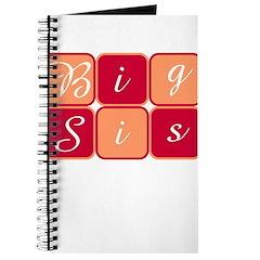 Big Sis (Red/Orange) Journal