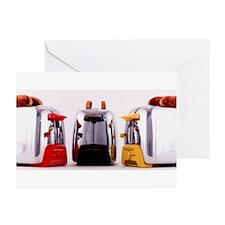 Retro Kenmore Toaster Greeting Cards (Pk of 10