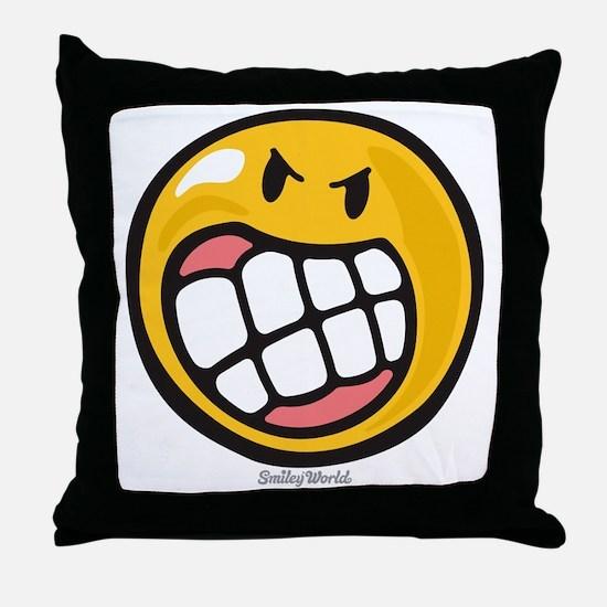 Livid Throw Pillow