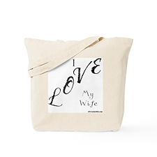 I Love Tees Tote Bag