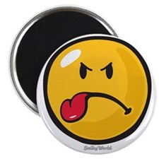 Sour Smiley Magnet
