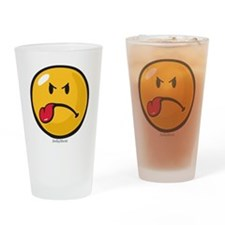 Sour Smiley Drinking Glass