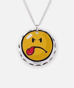 Sour Smiley Necklace