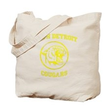South Detroit Cougars Tote Bag