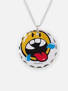 Rabid Smiley Necklace
