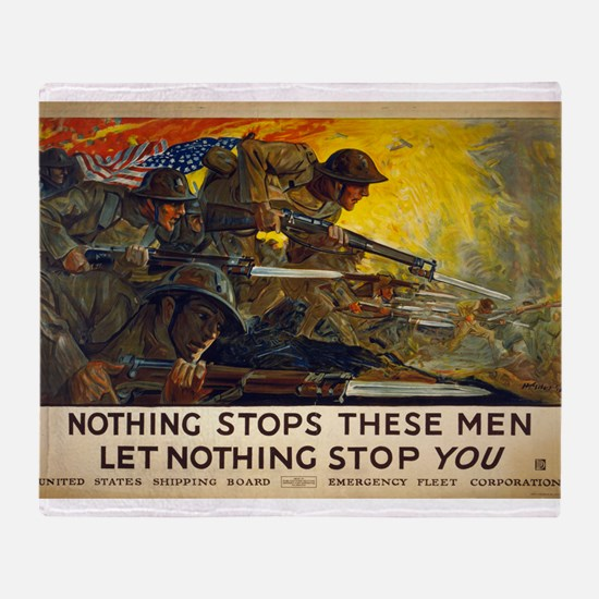 Nothing Stops These Men Let Nothing Stop You - How