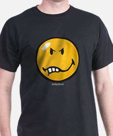 Vexed Smiley T-Shirt