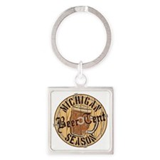 MIBTS 2013 Back Square Keychain