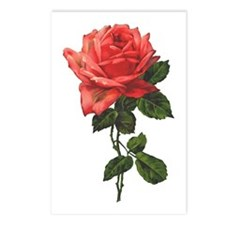 Victorian Rose Postcards (Package of 8)