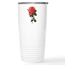 Victorian Rose Travel Mug