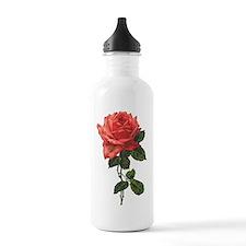 Victorian Rose Water Bottle