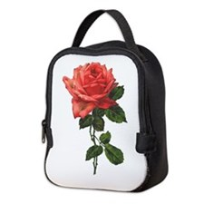 Victorian Rose Neoprene Lunch Bag
