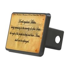 second amendment Hitch Cover