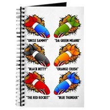 Colored Bombs Journal