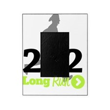 26.2 Long Run Woman Picture Frame