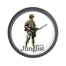 junglist Wall Clock