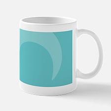 Aqua Teapot Mug