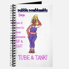 debbie purple Journal