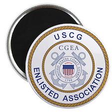CGEA Logo Magnet