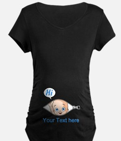 Maternity Funny Pregnancy Maternity T-Shirt