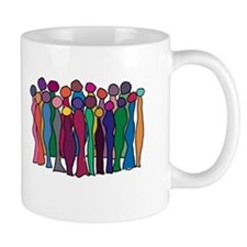 Circle of Goddesses Mugs