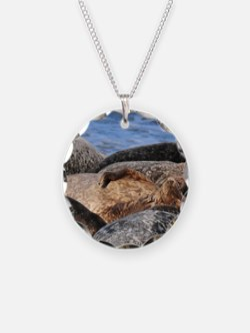 La Jolla Seals Necklace