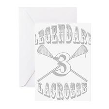 Lacrosse Legendary Greeting Cards (Pk of 10)