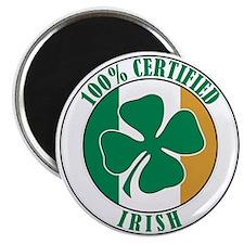 100% Certified Irish Magnet