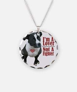 lover not a fighter Necklace