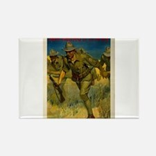 Men Wanted For The Army - I B Hazelton - 1914 - Po