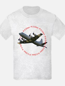 P-3 Orion Kids T-Shirt
