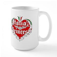 Italian Princess Adorable Mug