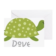 Dove Turtle Greeting Card