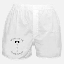Architect by Day Boxer Shorts