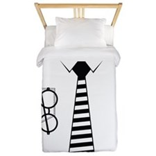 Daddy's Future Business Partner Twin Duvet