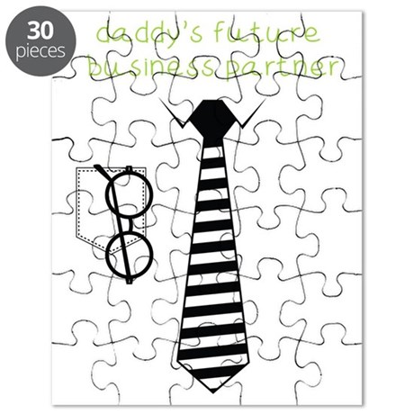 Daddy's Future Business Partner Puzzle