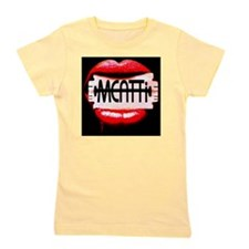 MEATTi Back Lips Logo Girl's Tee
