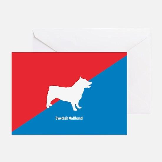 Vallhund Greeting Cards (Pk of 10)