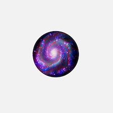 M51-- Whirlpool Galaxy, Mini Button