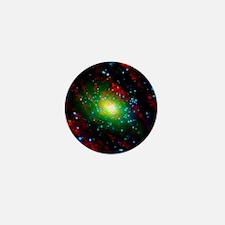 M31 Andromeda Galaxy Mini Button