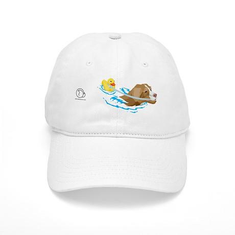 Toller_Ducky_8x3_Mug Cap