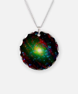 M31 Andromeda Galaxy Necklace