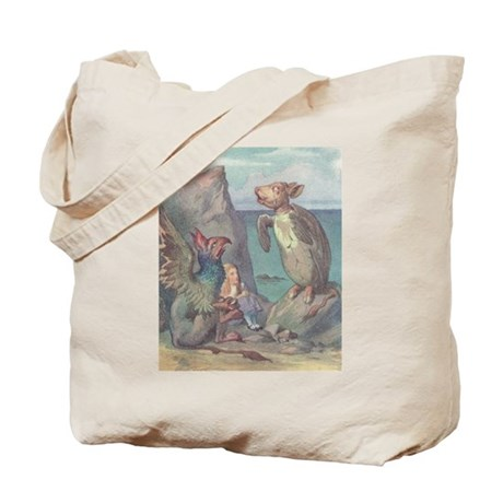 """""""Uglification"""" Quote on BACK - Tote Bag"""