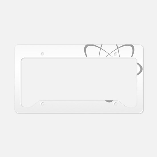science1 License Plate Holder