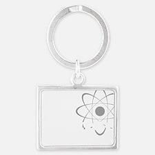 science1 Landscape Keychain