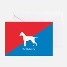 Ridgeback Greeting Cards (Pk of 10)